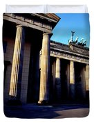 Brandenburger Tor / Gate Berlin Germany Duvet Cover
