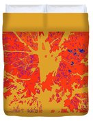Brandywine  Maple Fall Colors 4 Duvet Cover