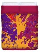 Brandywine  Maple Fall Colors 8 Duvet Cover