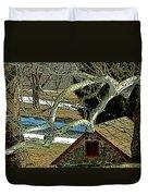 Brandywine Springhouse Duvet Cover