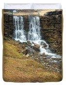 Branson Waterfall 4 Duvet Cover