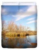 Brazos Bend Winter Bliss Duvet Cover