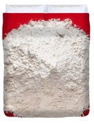 Bread Flour Duvet Cover