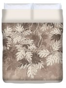 Breadfruit Tree Duvet Cover