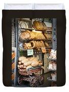 Breads For Sale Duvet Cover