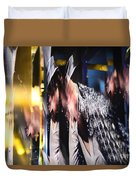 Break On Through To The Other Side Duvet Cover