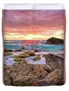 Breaking Dawn Duvet Cover by Marcia Colelli