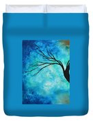 Breathless 1 By Madart Duvet Cover