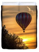Breathtaking Hot Air Duvet Cover