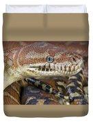 Bredl's Python Duvet Cover