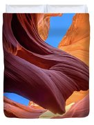 Breeze Of Sandstone Duvet Cover