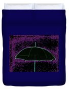 Brella Duvet Cover