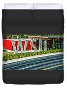 Brelsford Wsu Visitor Center Duvet Cover