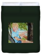 Brianna In Tree Duvet Cover