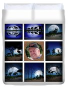 Brian's Collage 2 Duvet Cover