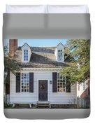 Brick House Tavern Shop Duvet Cover