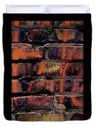 Bricks And Graffiti Duvet Cover by Tim Good