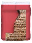 Bricks, Stones, Mortar And Walls - 3 Duvet Cover