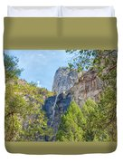 Bridalveil Fall Duvet Cover