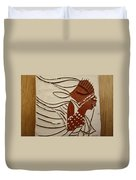 Bride 11 - Tile Duvet Cover