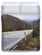 Bridge At Butler Duvet Cover