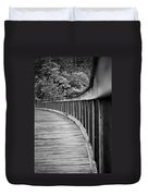 Bridge At Calloway II Duvet Cover