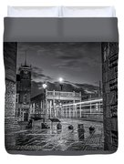 Bridge Hotel Duvet Cover