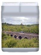 Caragh Bridge Near Killorglin Duvet Cover