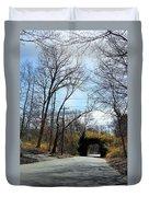 Bridge Of Colors Duvet Cover