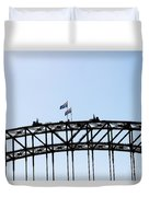 Bridge Walk Duvet Cover