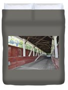 Bridge Work Duvet Cover