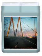 Bridges Duvet Cover