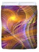Bright Idea Duvet Cover