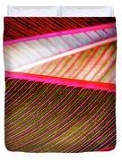 Bright Leaves 548 Duvet Cover