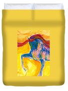Bright Passage Duvet Cover