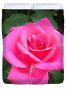 Bright-pink Rose 049 Duvet Cover