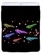 Brightcolorfishes Duvet Cover