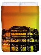 Brighton 4 Duvet Cover