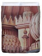 Brighton Palace Duvet Cover