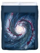 Brigid The Goddess Of Fire Poetry And Healing Duvet Cover