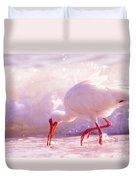 Brilliant Beauty Cortez Beach Duvet Cover