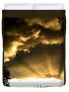 Brilliant Sky Duvet Cover