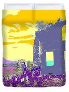 Brimstone Sunset Duvet Cover