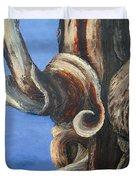 Bristlecone Tree No. 3 Duvet Cover