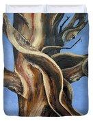 Bristlecone Tree No.4 Duvet Cover