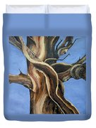 Bristlecone Tree No.4 Duvet Cover