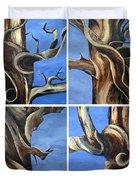 Bristlecone Tree Set Duvet Cover