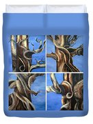 Bristlecone Tree Set Duvet Cover
