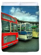 Bristol Line Up  Duvet Cover