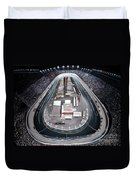 Bristol Motor Speedway Racing The Way It Ought To Be Duvet Cover